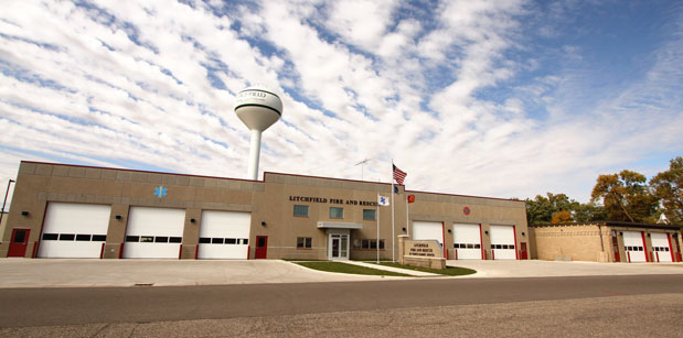 Fire and Rescue Station